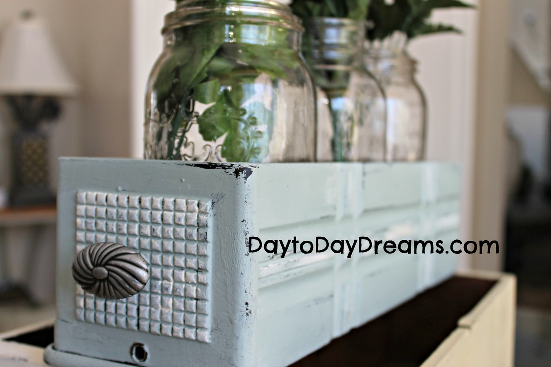 Painted Drawers DaytoDayDreams.com