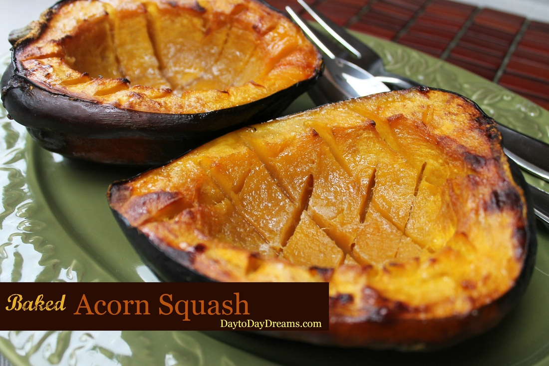 ... delicious and my favourite way to cook acorn squash - yum. See more