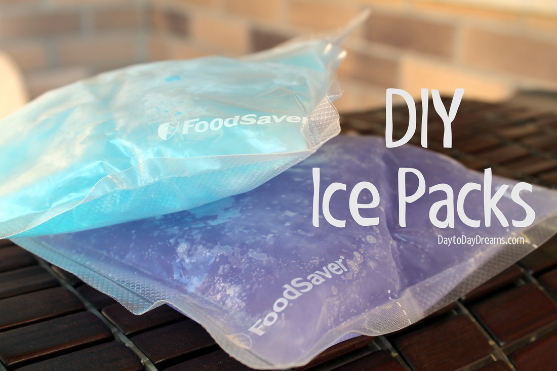 DIY Ice Packs