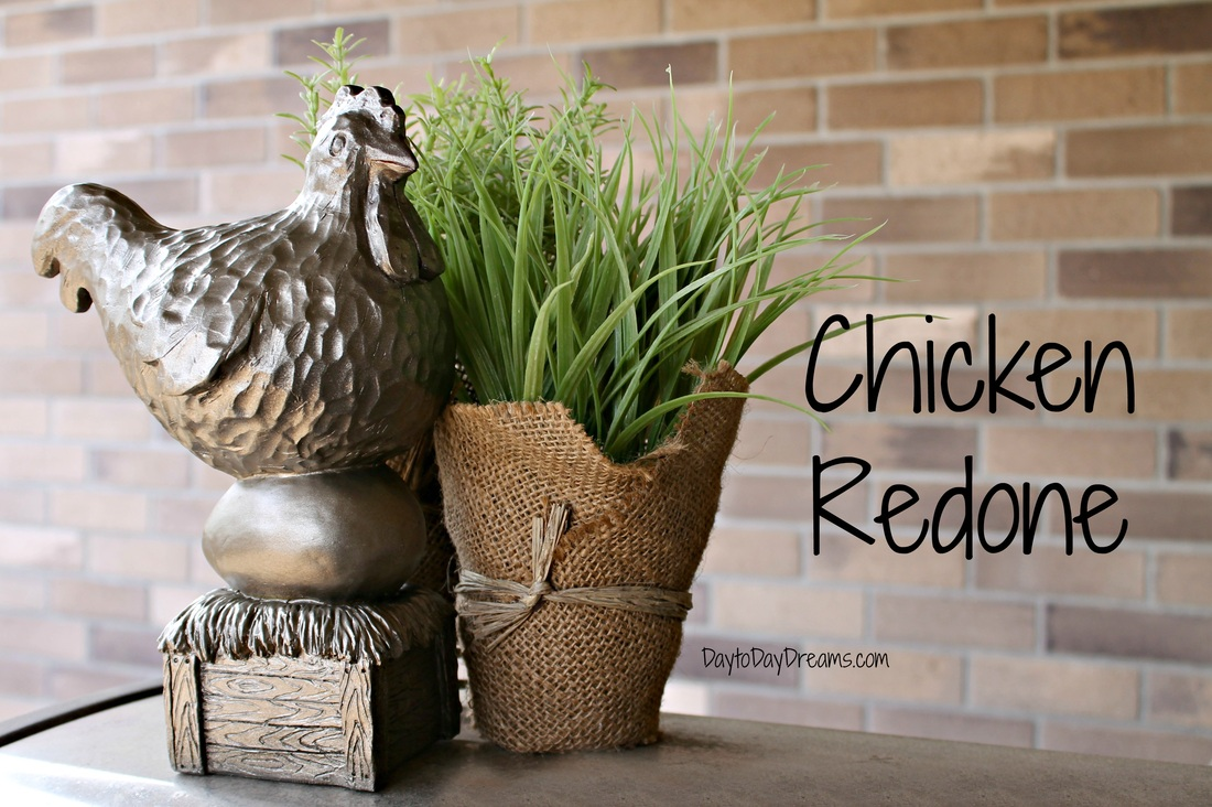 Chicken Redone DaytoDayDreams.com