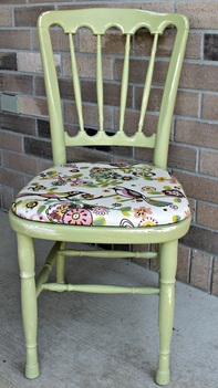Chalk Paint Chairs DaytoDayDreams.com
