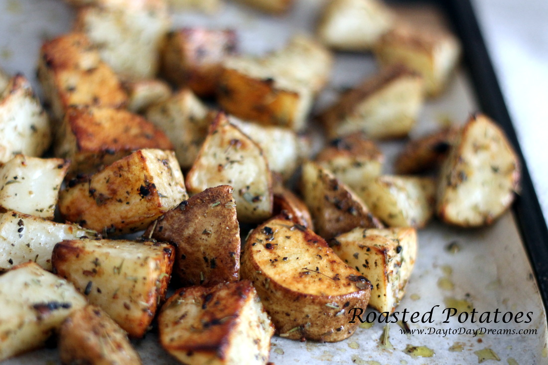 Amazing Roasted Potatoes